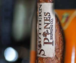 Southern Pines is one of our mainstay local beers.
