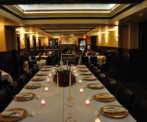 Private rooms available.  We can fully customize your event.